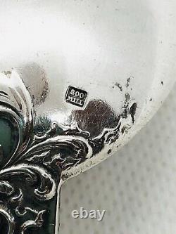 Antique 800 Silver Flatware Scrap Value But Not Scrap All Marked 313g