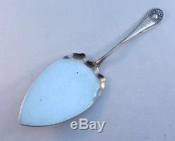Bead- Whiting All Sterling Pie Server