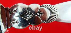 CACTUS by Georg Jensen CACTUS All Sterling Silver PASTRY SERVER, 8 5/8, No Mono
