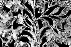 Debain Fabulous French All Sterling Silver Asparagus Sandwiches Grip