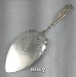 Dresden by Whiting All Sterling Pie/Pastry Server