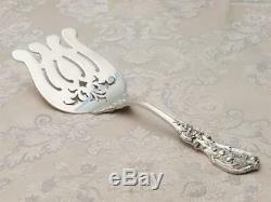 Francis I by Reed & Barton all Silver Asparagus Fork, Sterling Silver, 9 5/8