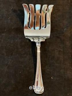 Gorham Old French Sterling Silver All Sterling Asparagus Server Super Shape