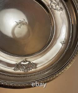 Gorham Sterling Silver 440g All Purpose 10 Vintage Bowl #A12644