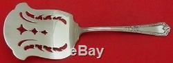 Heritage by Reed & Barton Sterling Silver Waffle Server All Sterling Pcd 9 3/4