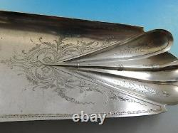 Hindoo by Gorham Sterling Silver Crumber Brite-Cut All-Sterling 13 1/4