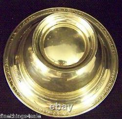International Silver Courtship Sterling Footed Bowl View All Our. 925 Listings