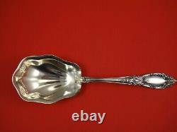 King Richard by Towle Sterling Silver Berry Spoon All Sterling 8 1/2 Serving