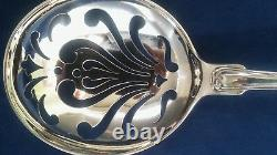 Kirk King Sterling Silver All Silver Rare Early Pea Spoon 925/1000 Early