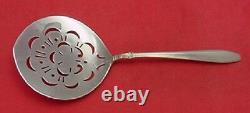 Nocturne by Gorham Sterling Tomato Server Pierced 7 3/4 All-Sterling