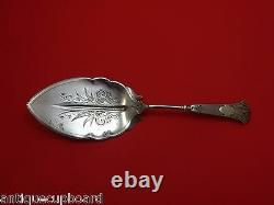 Osiris by Wendt Sterling Silver Pie Server All Sterling Bright-Cut 10
