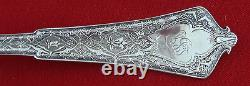 PERSIAN BY TIFFANY & Co. All Sterling Pea Spoon, 8 1/2, Mono