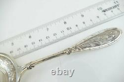 RARE All Sterling Japanese Lg Pie Server by Whiting ca-1874 No Mono Aesthetic