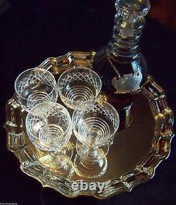 Reed & Barton Chippendale Large Serving Tray / Salver View All Our Listings