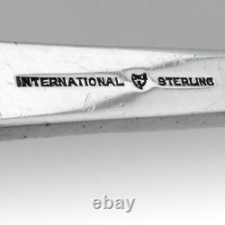 Royal Danish Punch Ladle All Sterling Silver International 1939