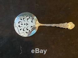 Versailles By Gorham Sterling Silver All Tomato Server