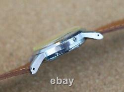Vintage mens Doxa automatic all original screw back case Bidynator movement rare