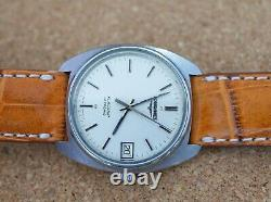 Vintage mens Longines Flagship Ultronic all original fully working accutron rare
